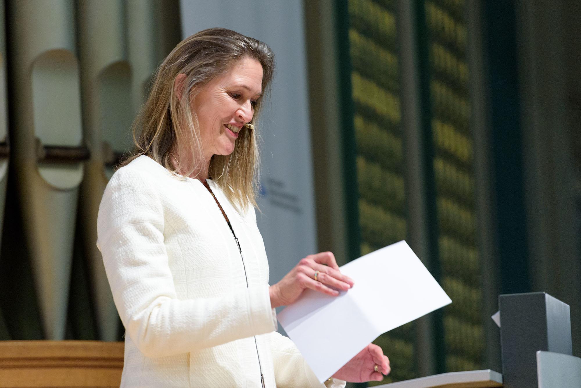 Anne Luwema, Botschafterin des Königreichs der Niederlande in der Schweiz