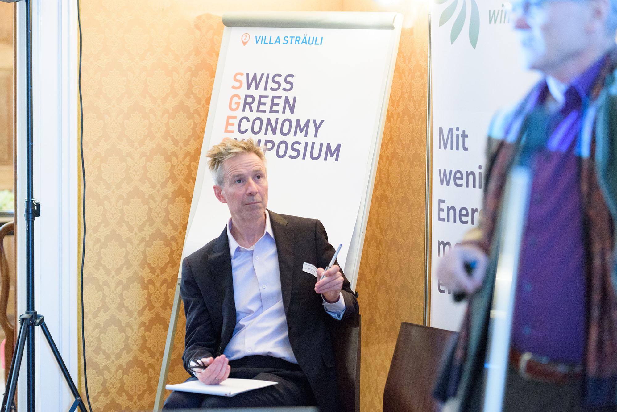 Christian Huggenberg, Geschäftsführer energie bewegt Winterthur