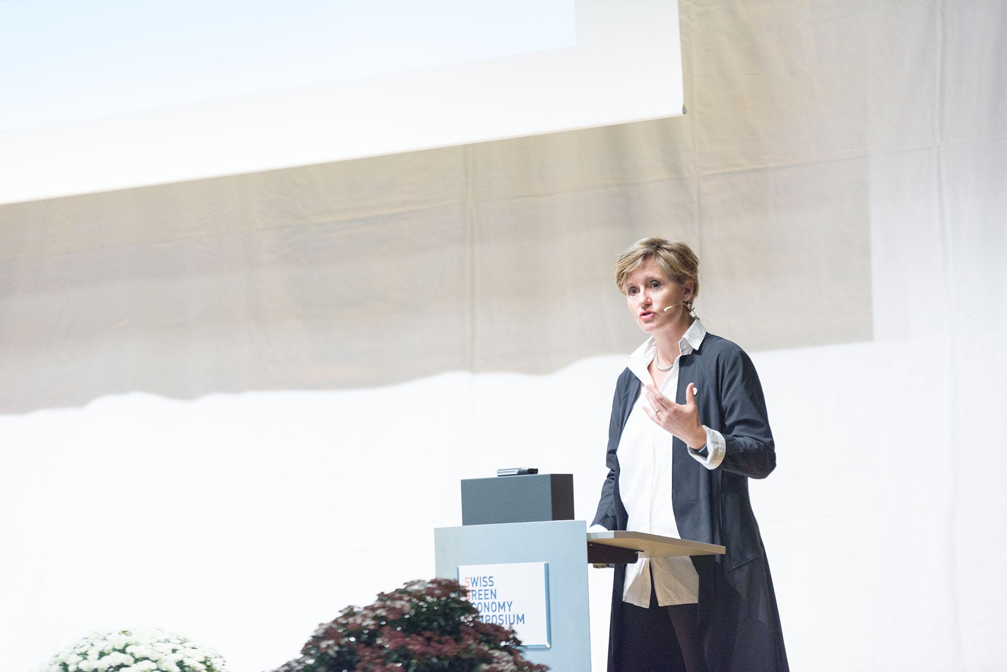Dr. Katrin Muff, Dean Business School Lausanne