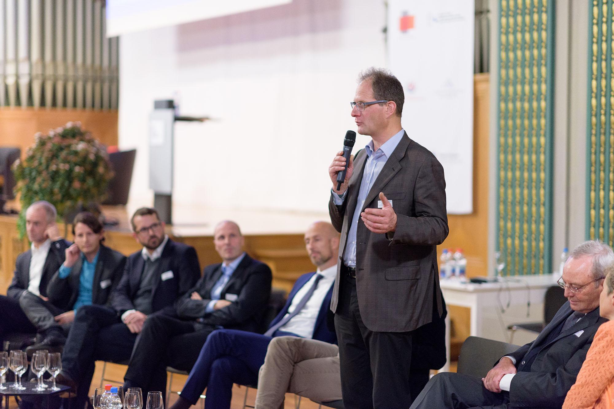 Andreas Dreisiebner, Geschäftsführer & Inhaber, A777 Gartengestaltung; GL-Mitglied Solarspargenossenschaft
