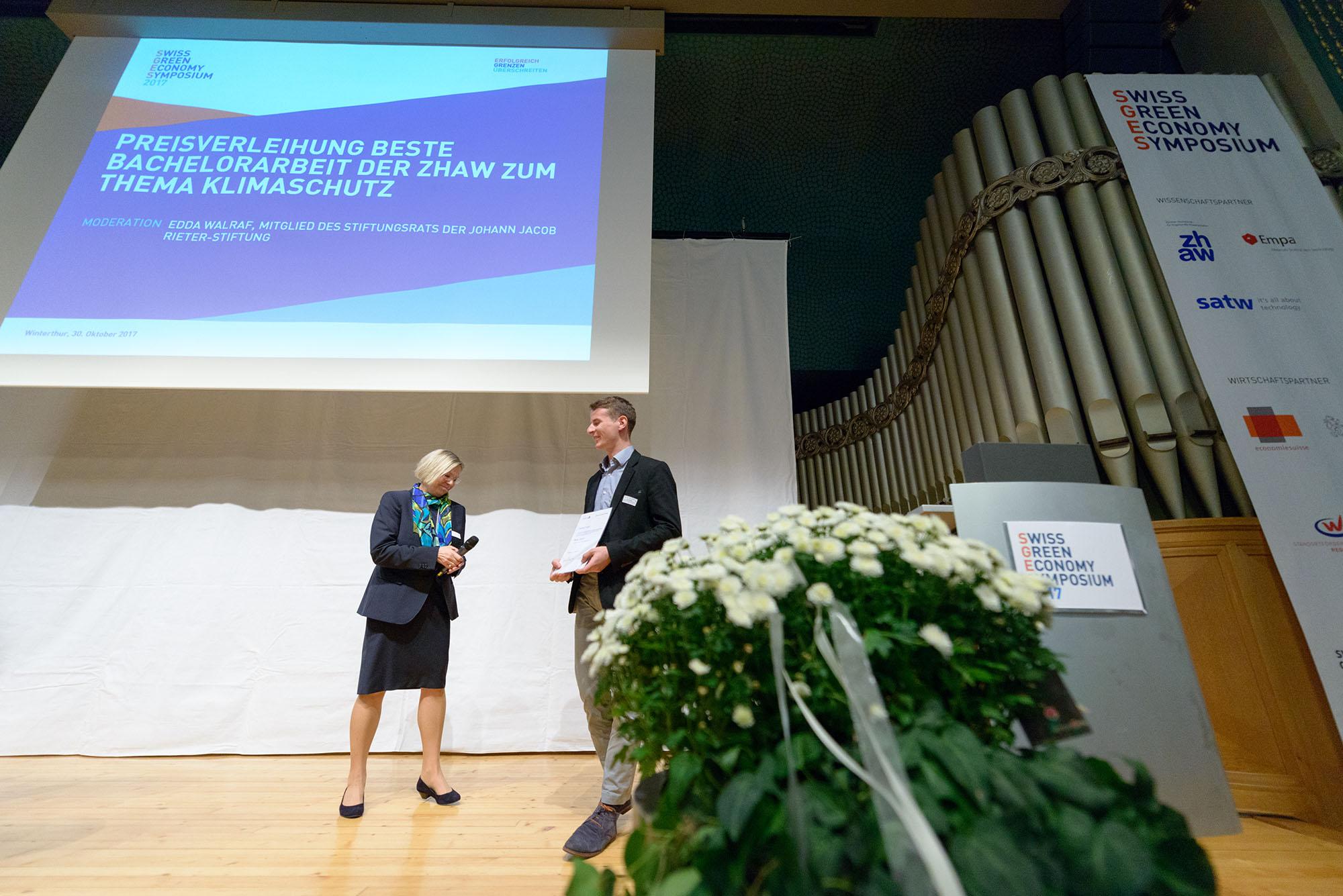 Edda Walraf, Raphael Knecht