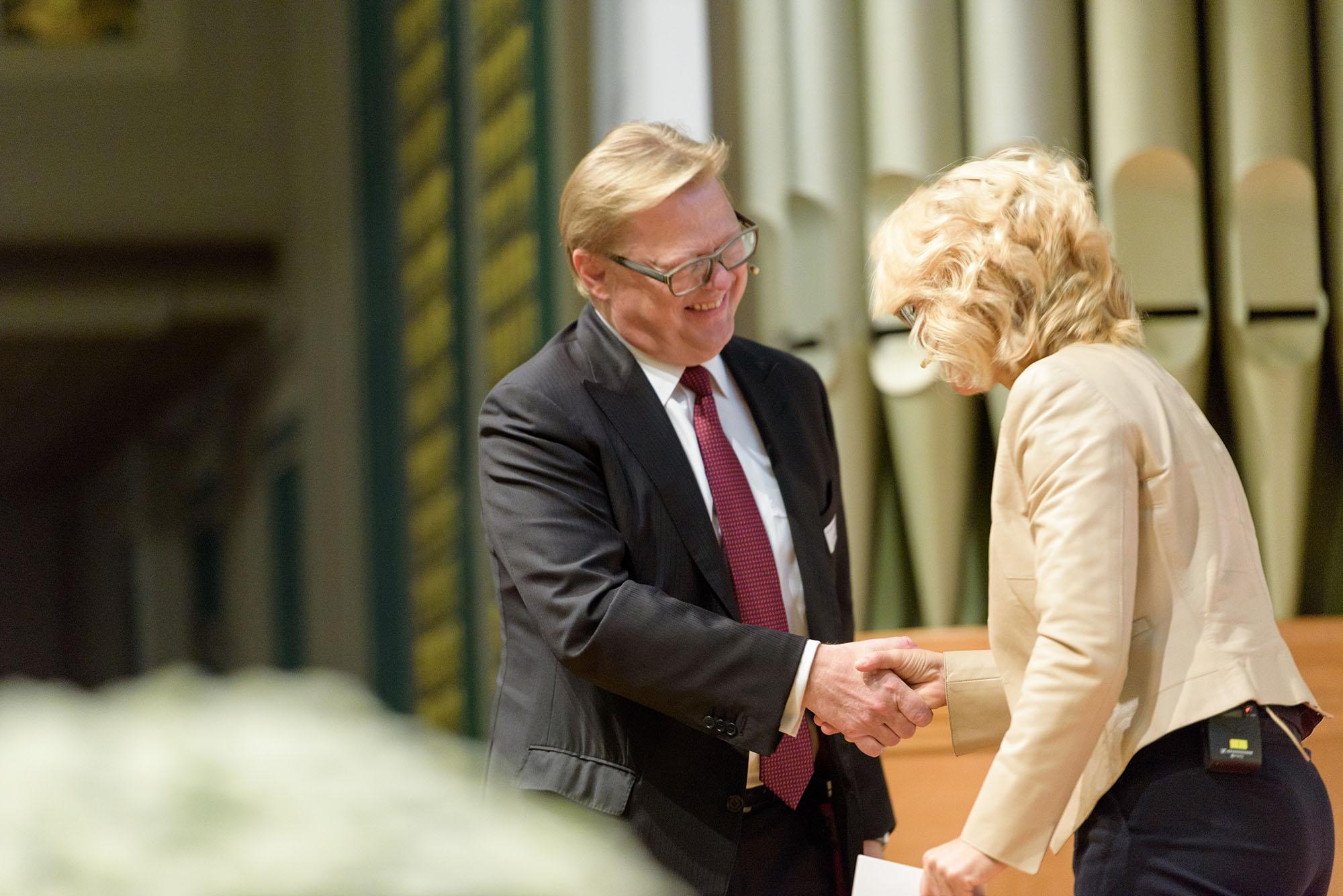 Peter Gehler, Sonja Hasler