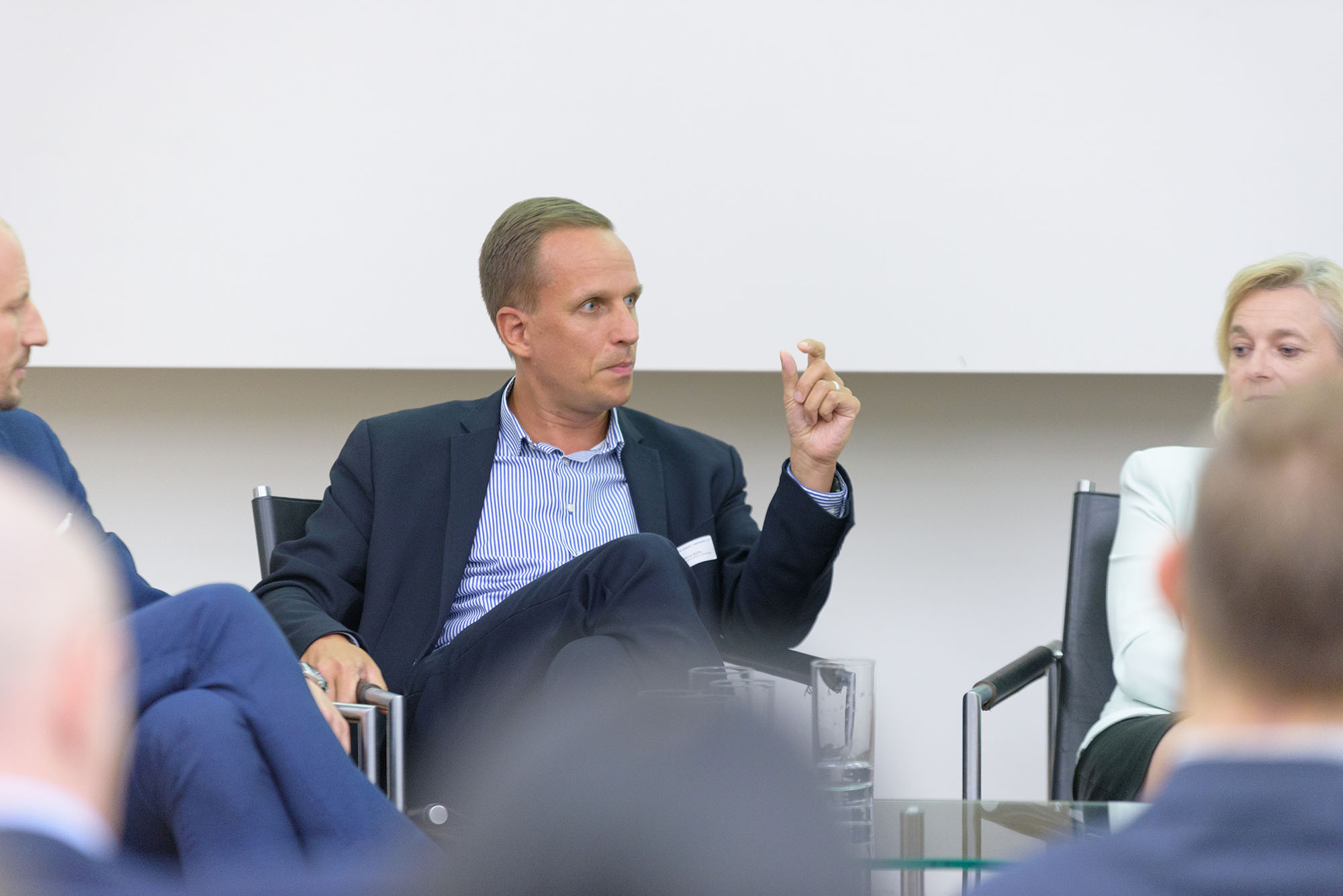 Martin Kathriner, Head of Corporate Affairs Samsung