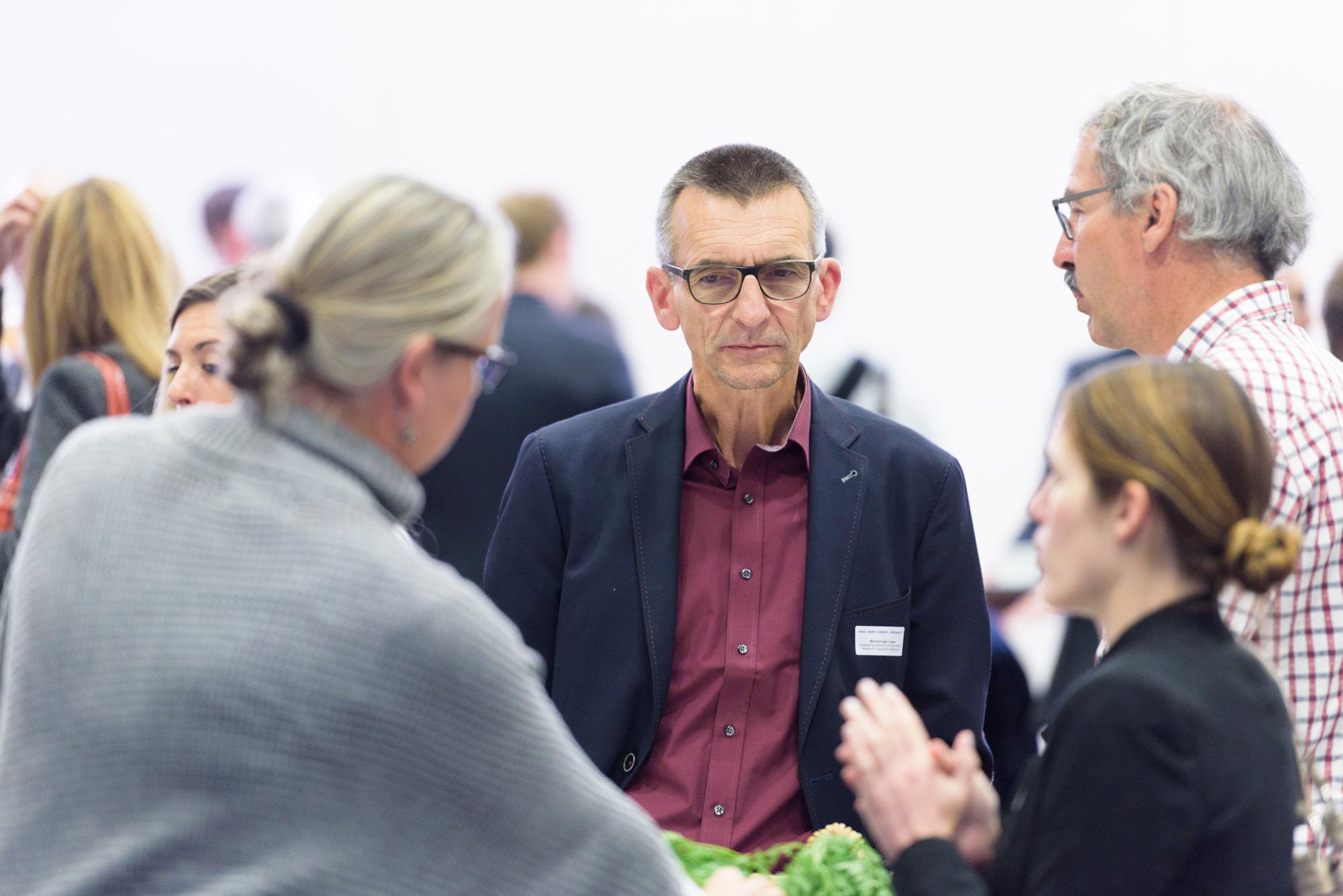 Lukas Bertschinger, Agroscope, Heinz Wiher
