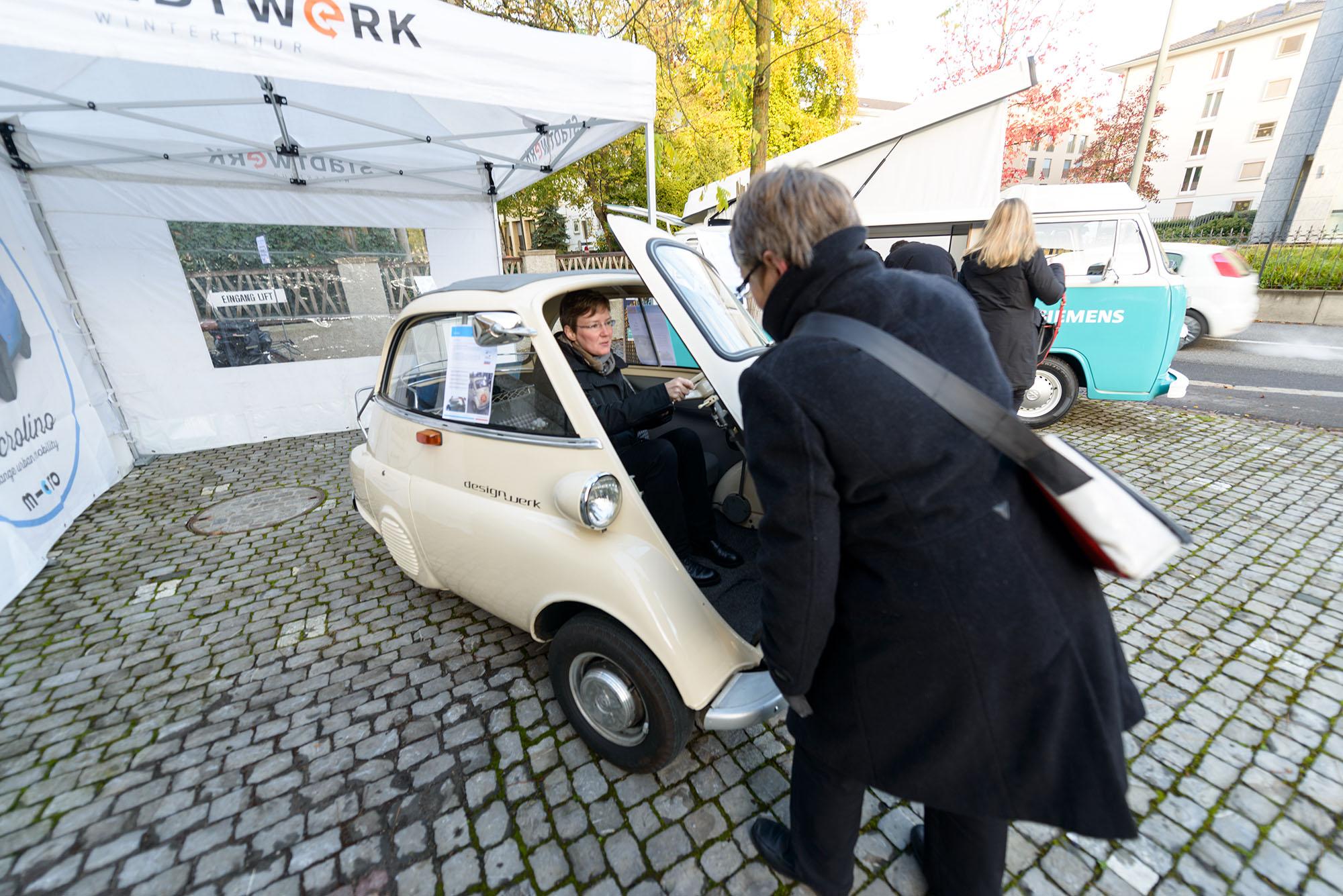 Juliana Müller, Klimafonds Stadtwerk Winterthur