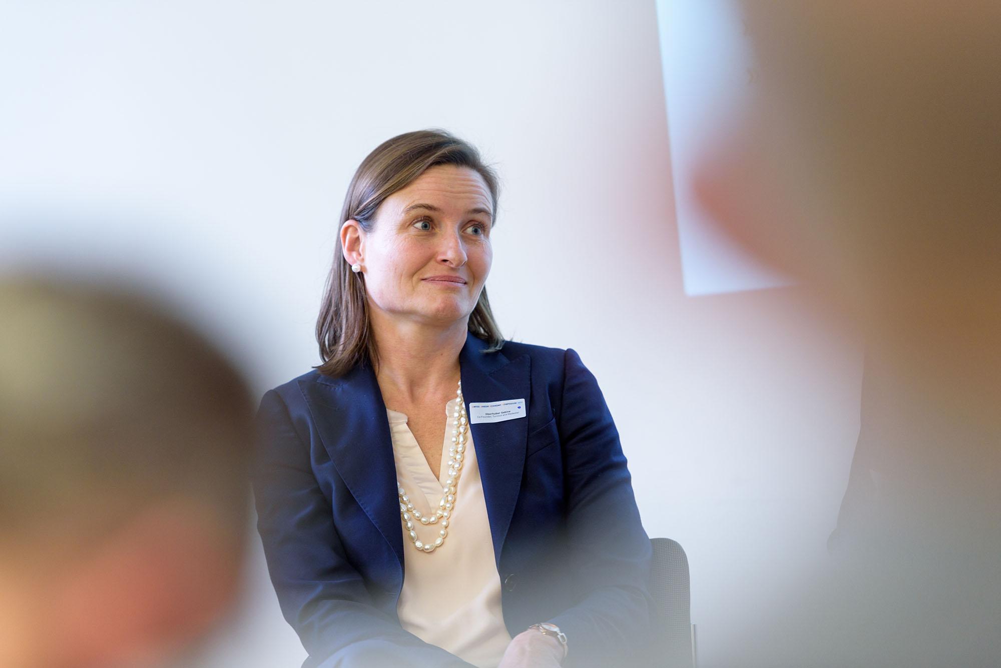 Sabine Rau-Oberhuber, co-founder Turntoo and Madaster