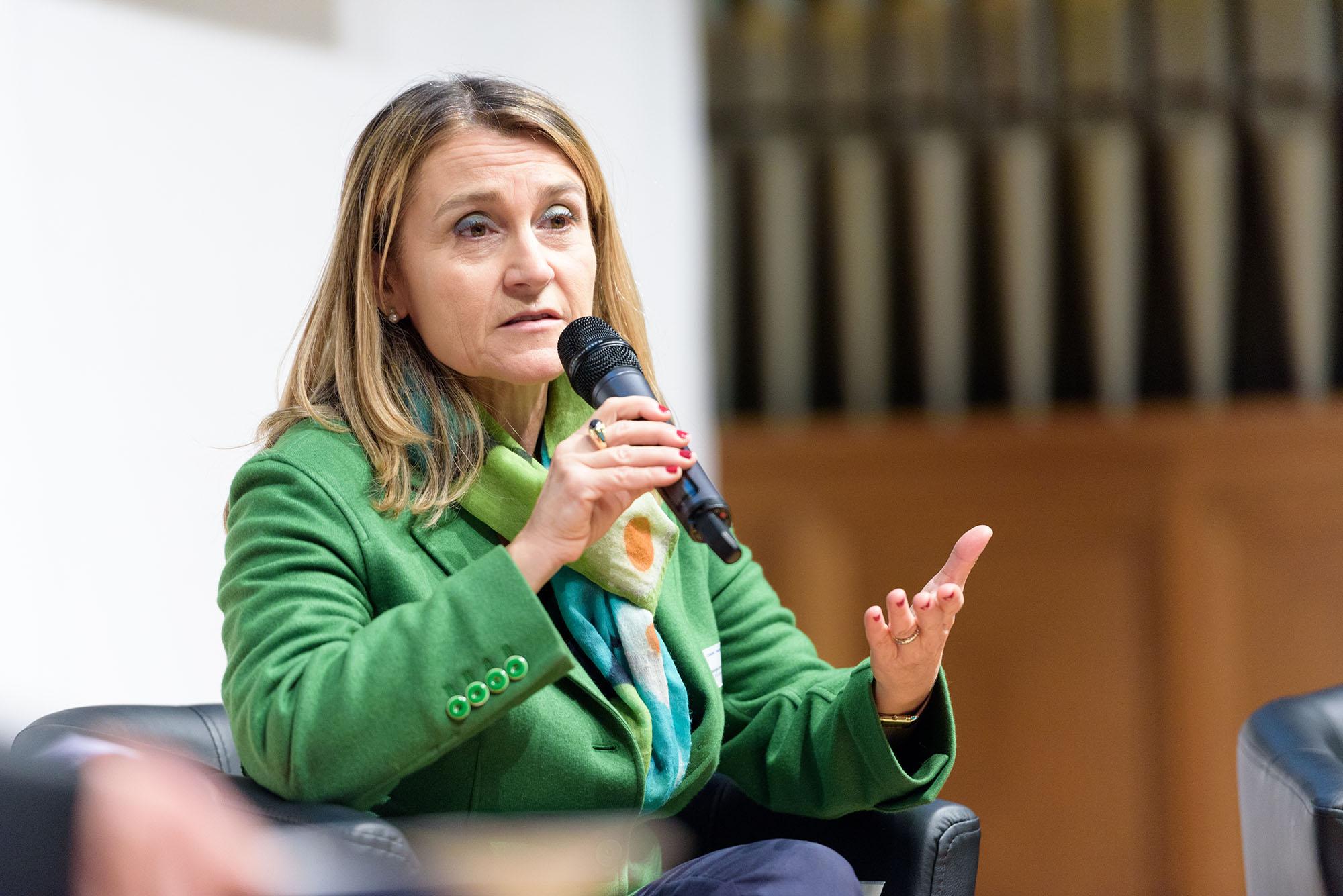 Simona Scarpaleggia, CEO IKEA Schweiz