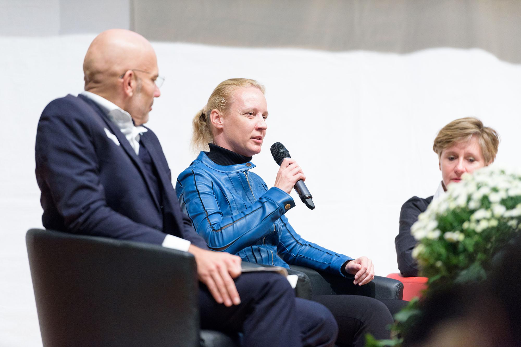 Max Schachinger, Denise Fessler, Katrin Muff