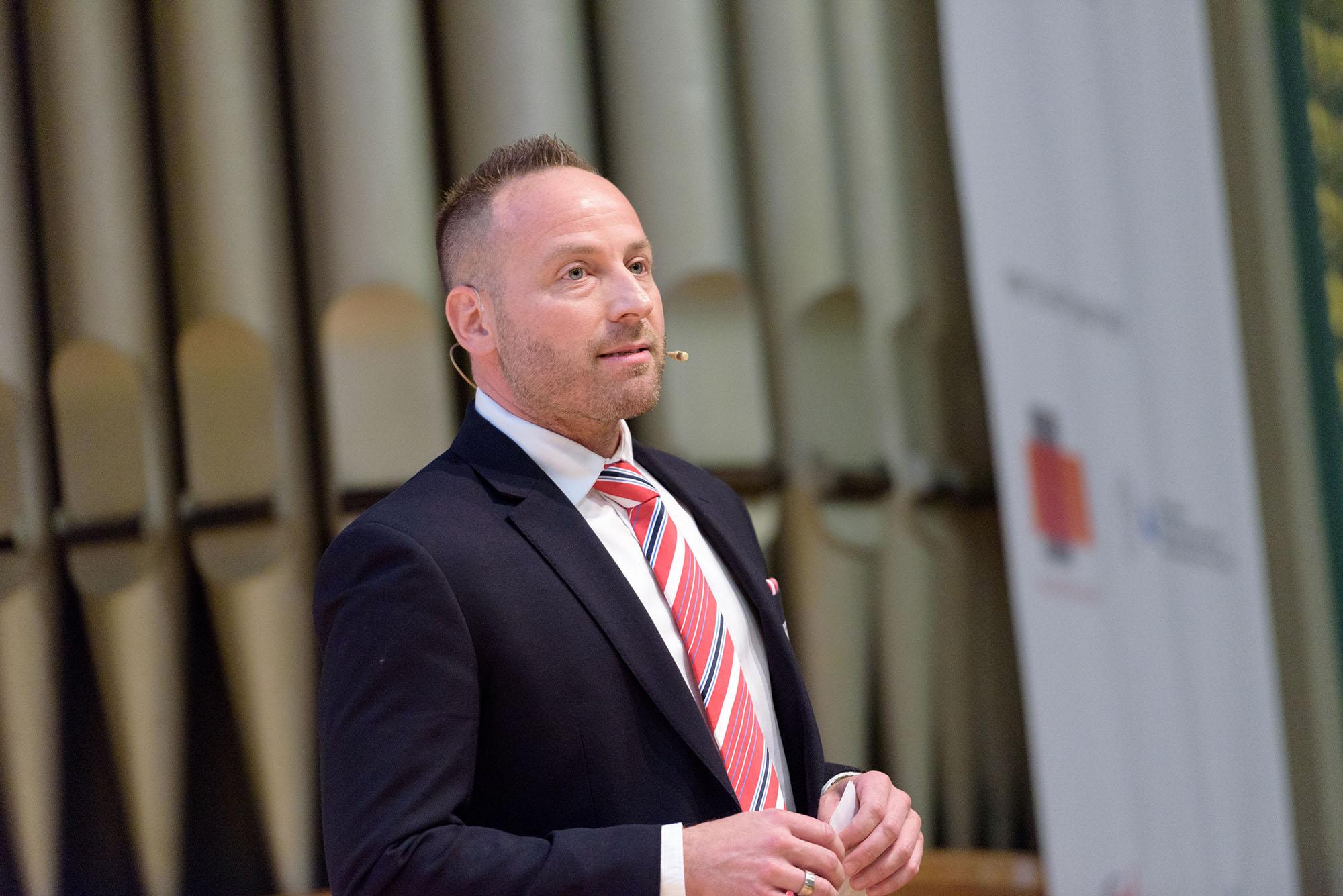Oliver Wirtz, Chief Digital Officer INFEL