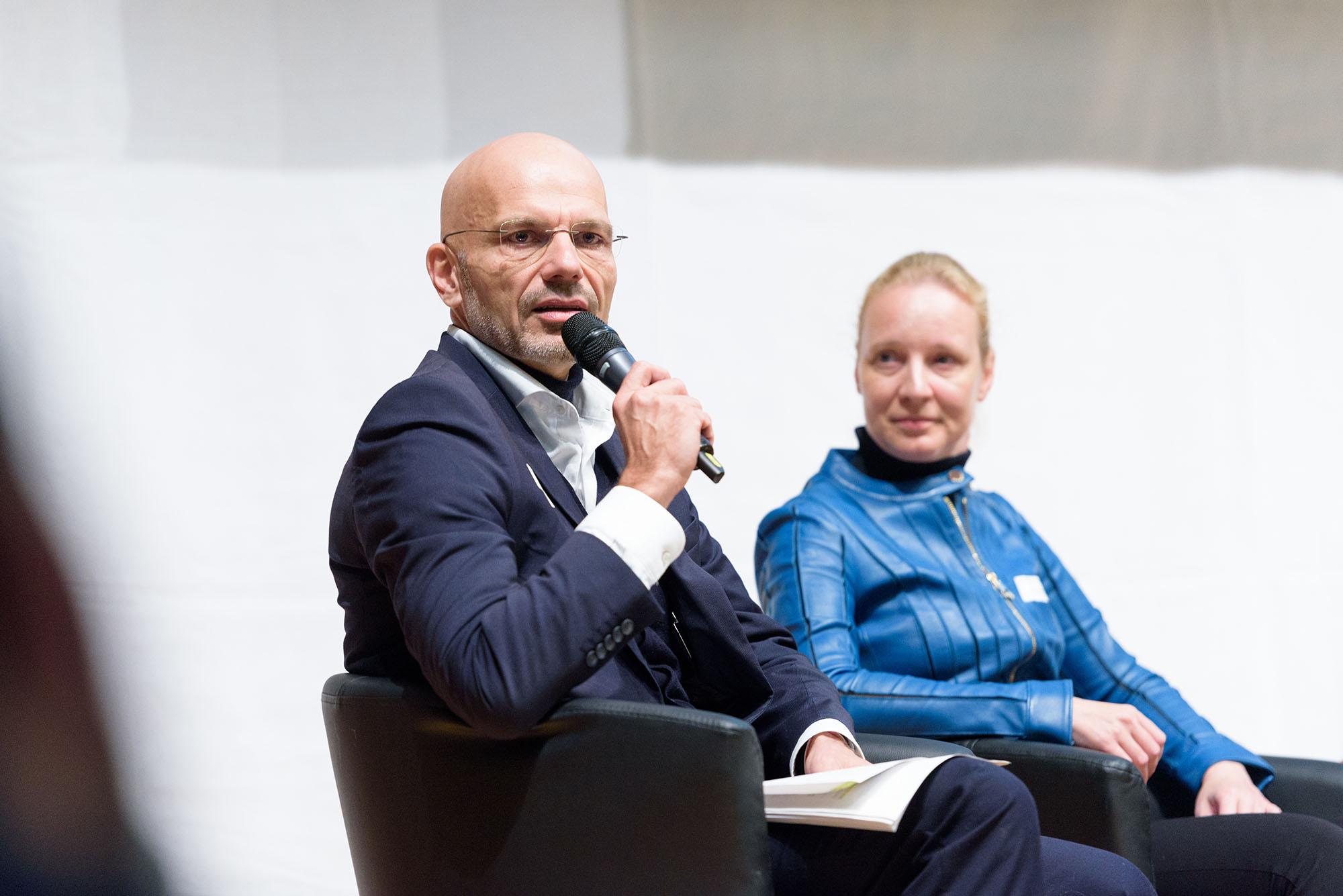 Max Schachinger, Denise Fessler
