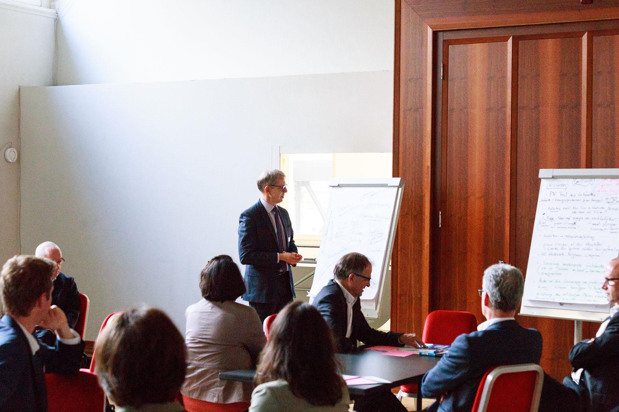 Dr. Christian Zeyer, Geschäftsführer, Leiter Research, swisscleantech