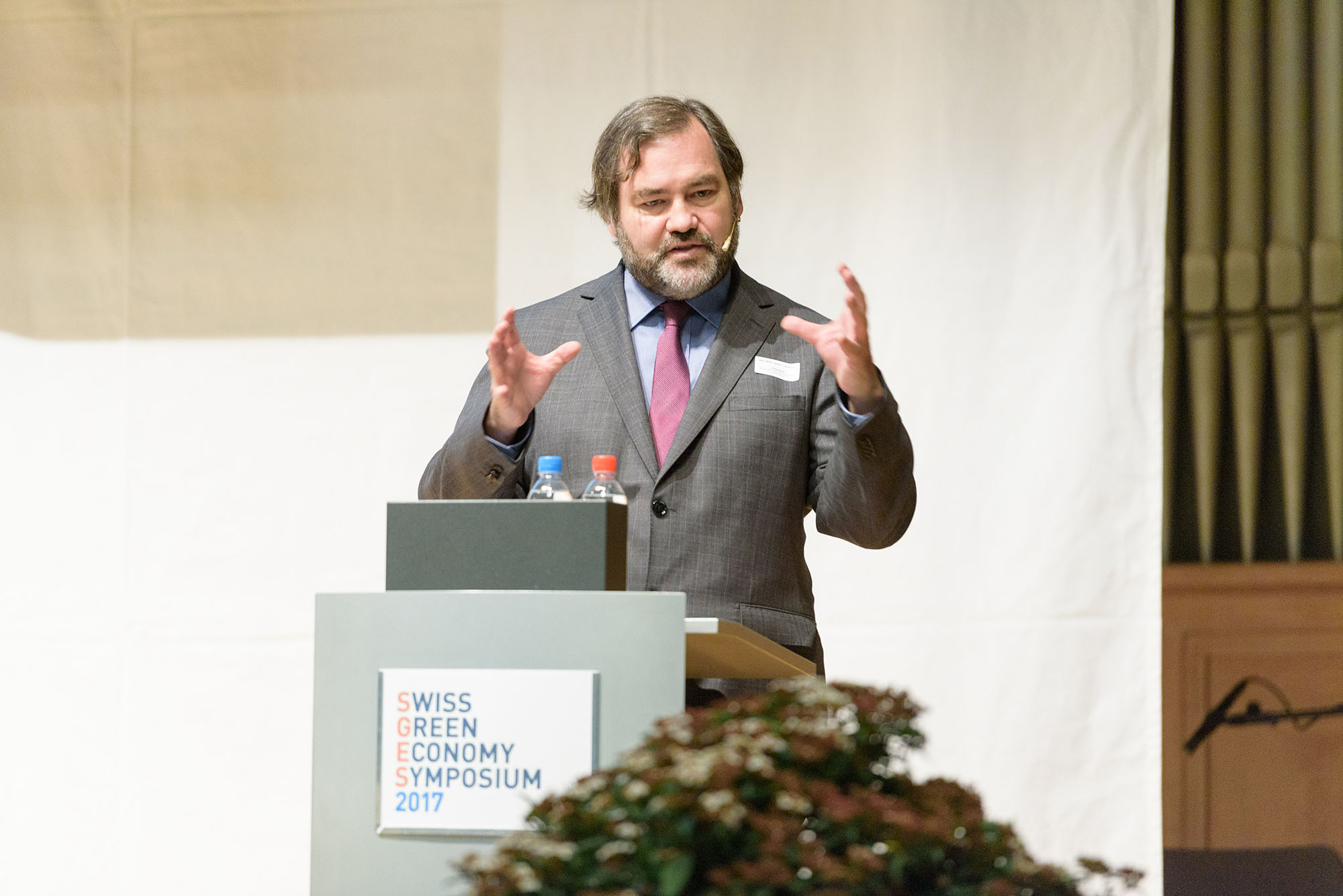 Dante Pesce, Member of the United Nations Working Group on Business and Human Rights, Director VINCULAR Center for Social Responsibility and Sustainable Development at Catholic University of Valparaiso, Chile