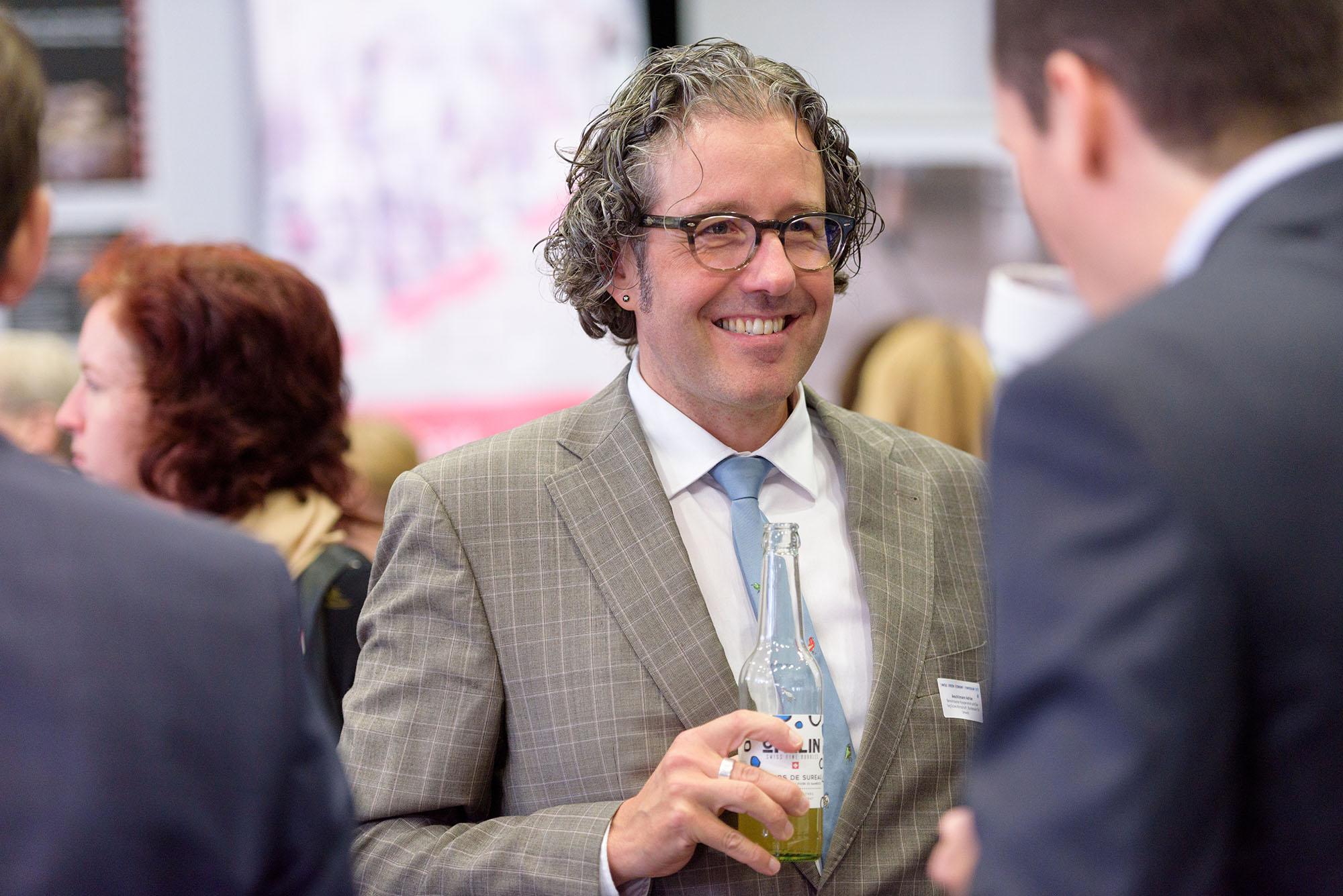 Adrian Aeschlimann, Bereichsleiter Kooperation und Dialog Grüne Wirtschaft, Bundesamt für Umwelt