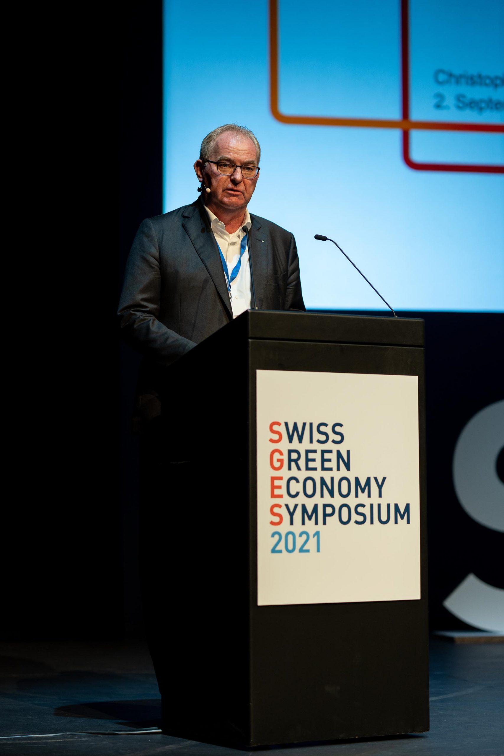 SGES Keynote: Christoph Mäder, Präsident, economiesuisse