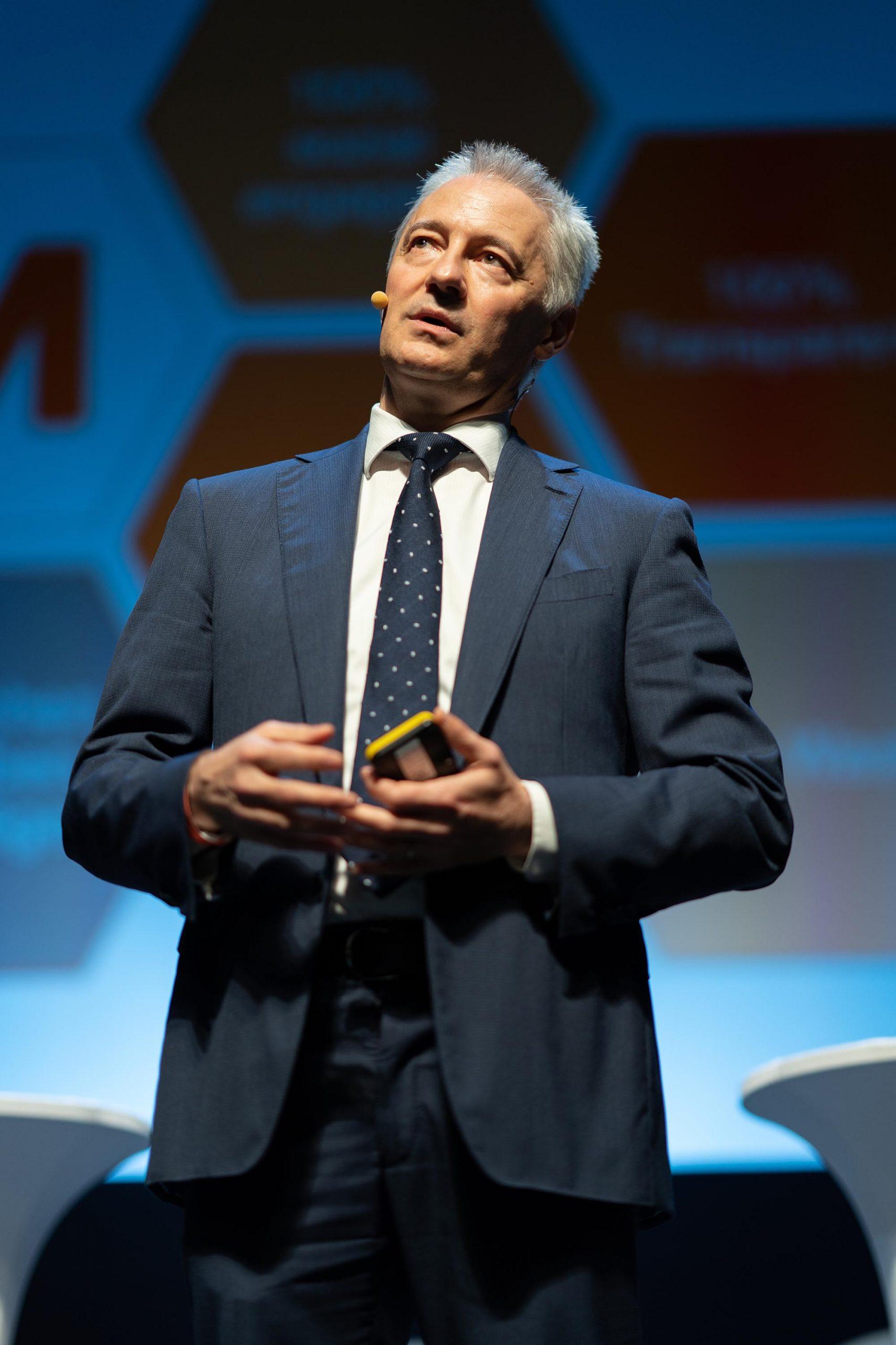 SGES Keynote: Fabrice Zumbrunnen, Präsident der Generaldirektion des Migros-Genossenschafts-Bundes