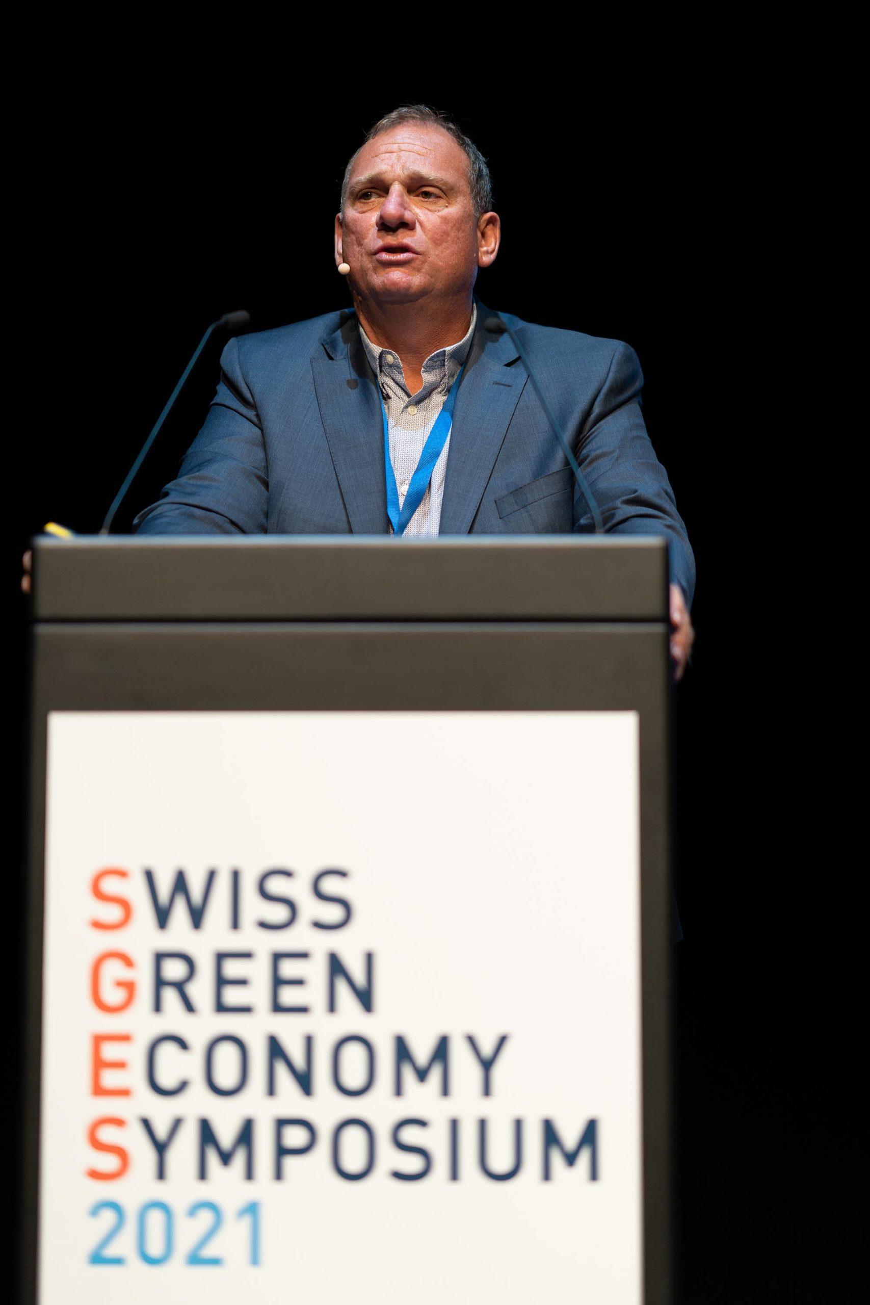 SGES Keynote: Prof. Dr. Michael Süss, Verwaltungsratspräsident, OC Oerlikon