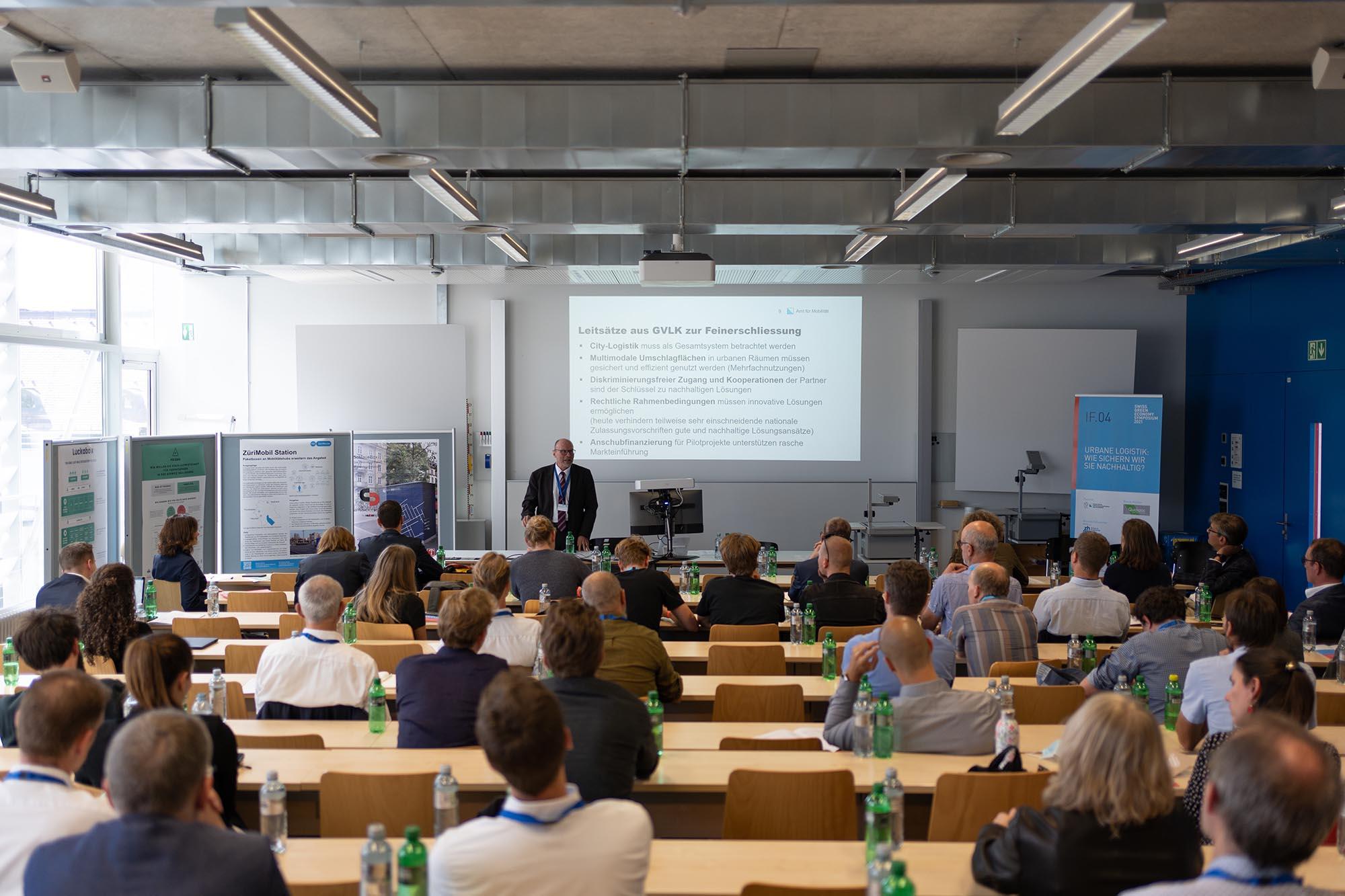 IF.04 Keynote: Matthias Grieder, Projektleiter Wirtschaftsverkehr und Logistik, Amt für Mobilität des Kantons Zürich
