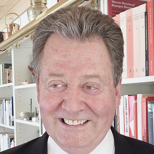 Daniel Woker