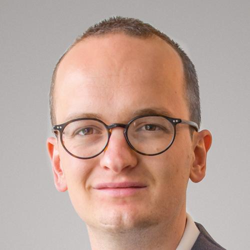 Regierungsrat Dr. Martin Neukom
